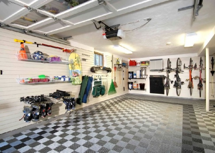 Cool garage design ideas