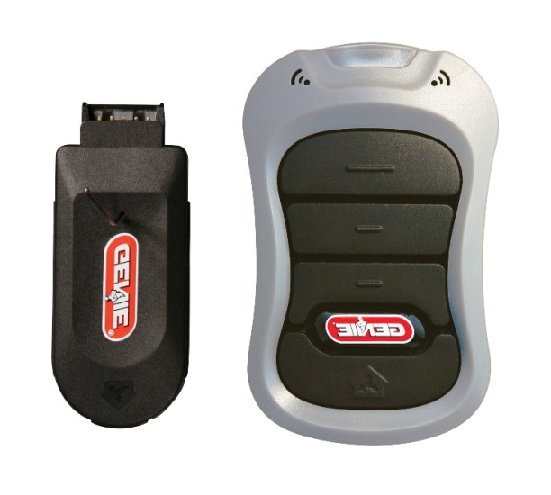 Genie remote garage door opener