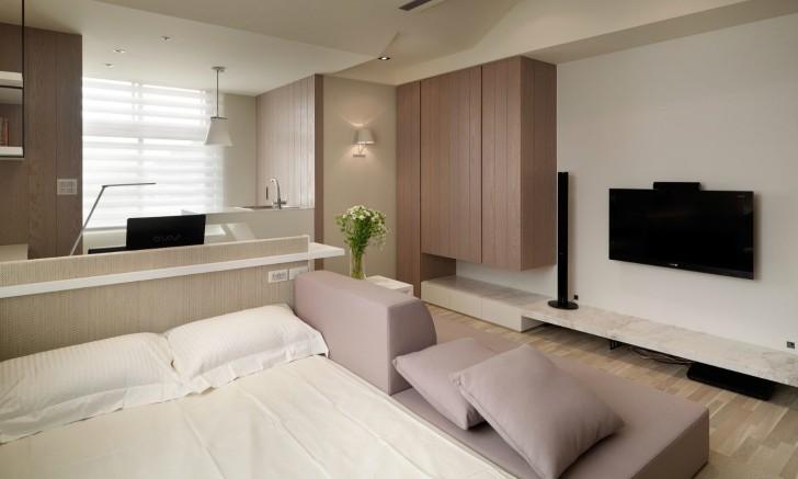 Luxury Studio Apartment Interior Design Ideas