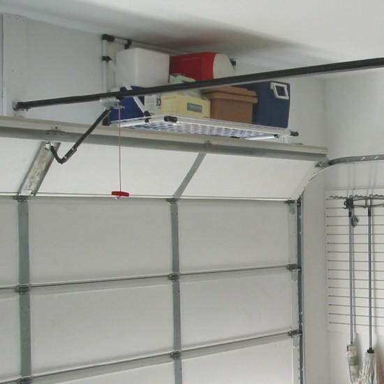 Overhead Garage Storage Ideas(1)