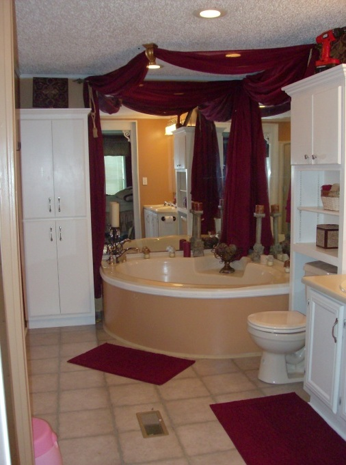 Romantic Bathroom Design Ideas ~ Romantic master bathroom ideas