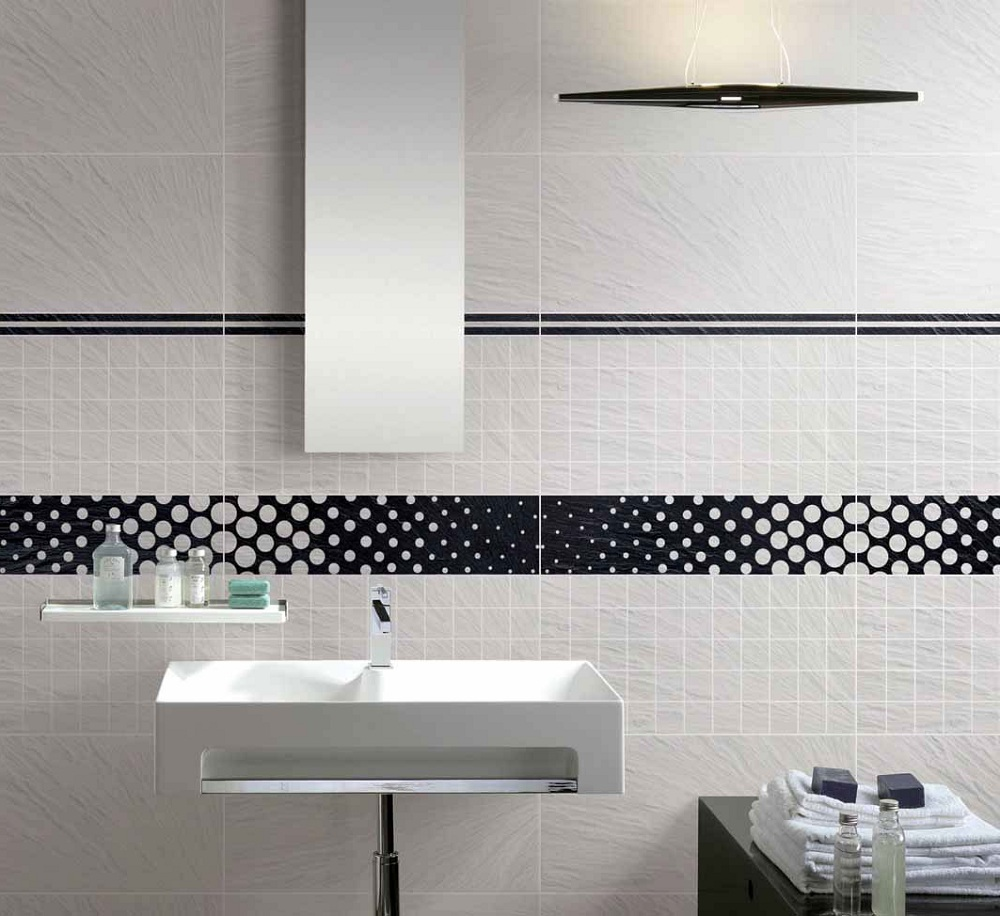 30 Perfect Bathroom Tiles Paint Ideas | eyagci.com