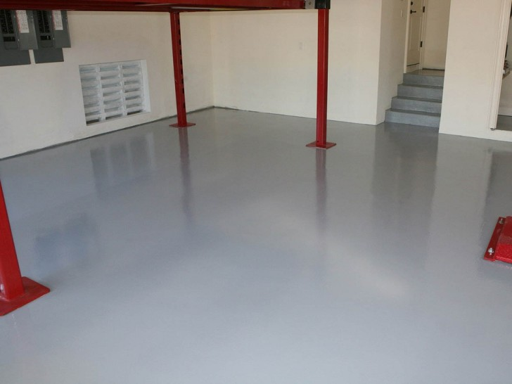 garage floor tiles with epoxy