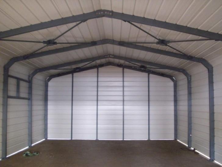large prefab garage