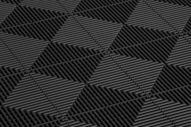rubber matt garage flooring options