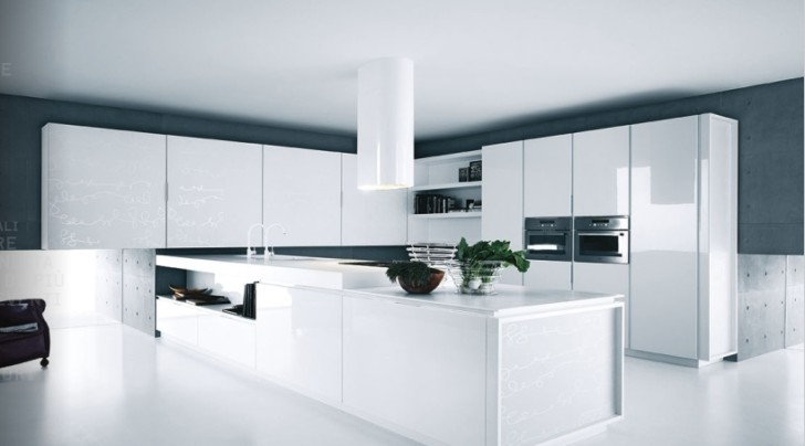 white kitchen cabinets and accessories 1