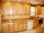 wooden kitchen cabinet design ideas