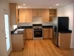 wooden modern kitchen cabinet ideas