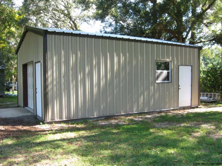 workshop prefab garage