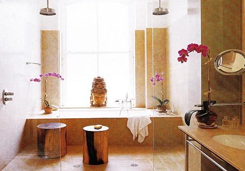 Bathroom archives for Zen bathroom designs photos